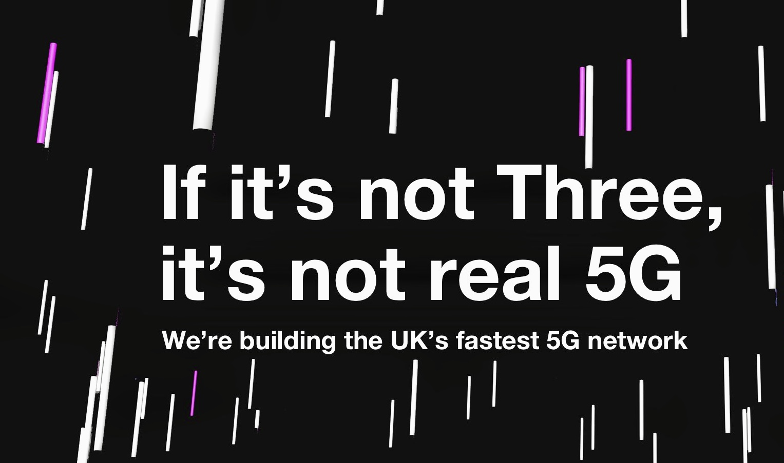 Three Launches 5G in London