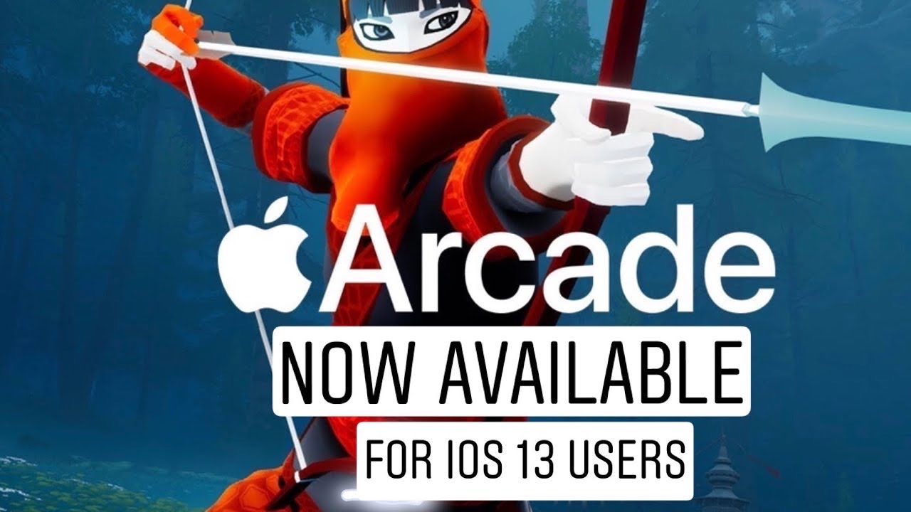 Apple Arcade | Available Now For iOS 13 Users