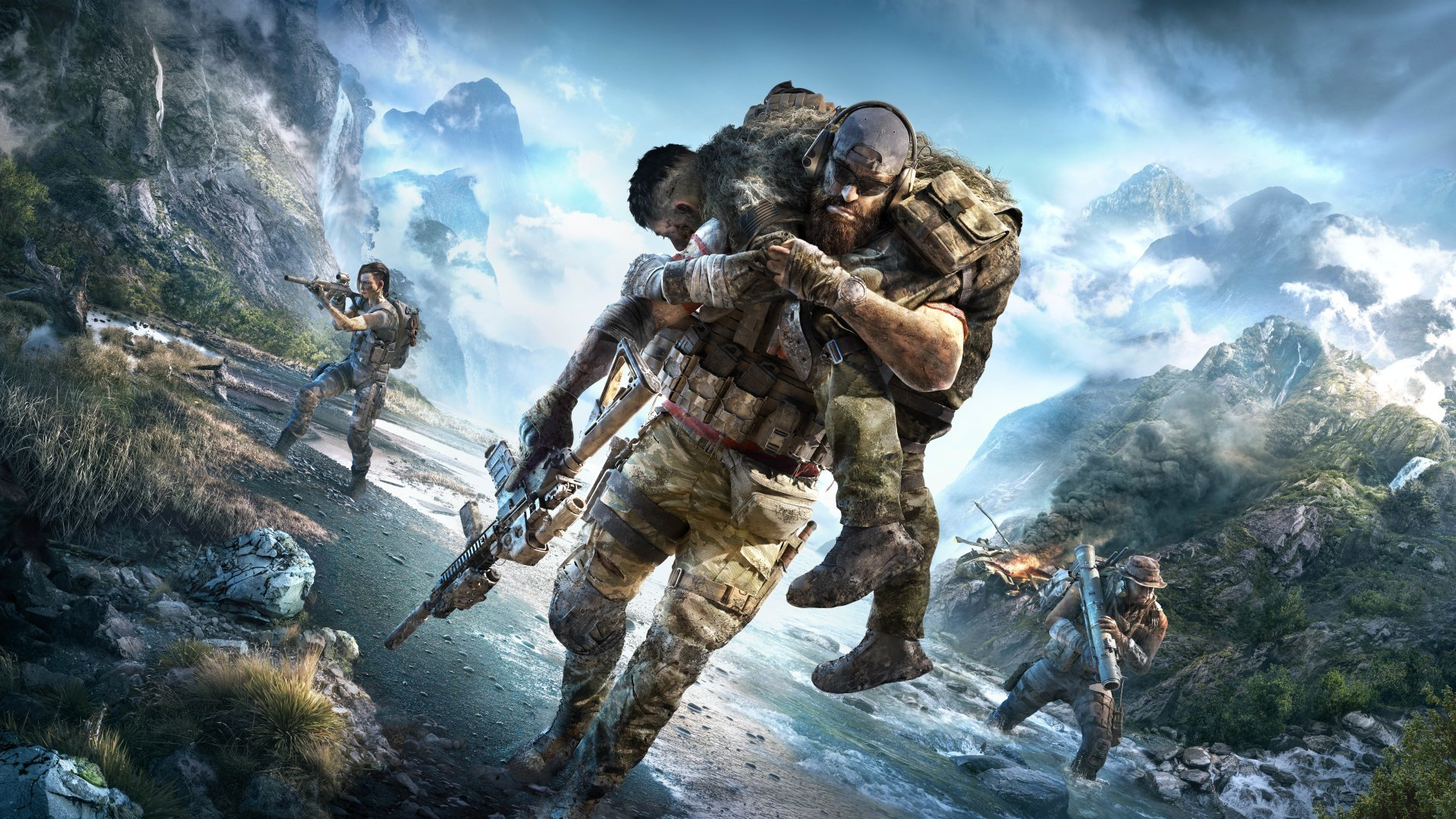 Ghost Recon: Breakpoint [Available Now]