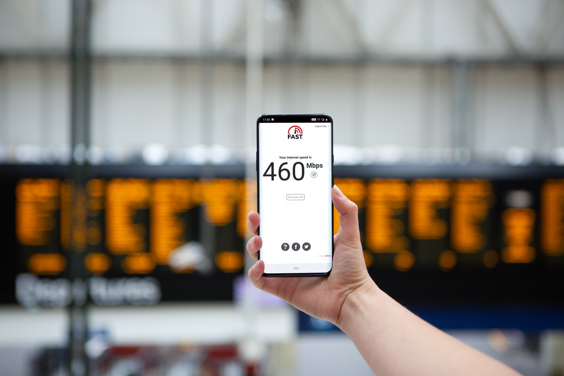 EE Expands It's 5G Service