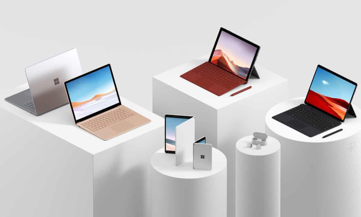Microsoft Announce New Products